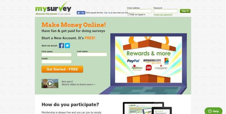 Mysurvey Net