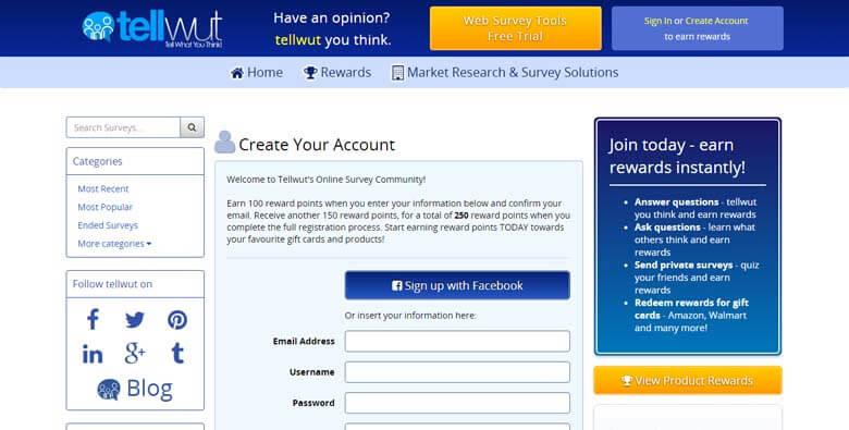 t survey tool